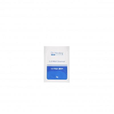 Пенка для умывания Dr. Healux МЯГКАЯ 5.8 Mild Cleanser, 2 мл (пробник): фото