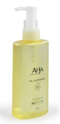 Гидрофильное масло для снятия макияжа BCL AHA Oil Cleansing 200 мл: фото