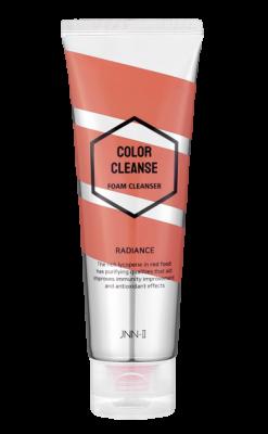 Пенка для умывания для сияния кожи JUNGNANI JNN-II COLOR CLEANSE FOAM CLEANSER RADIANCE 100мл: фото