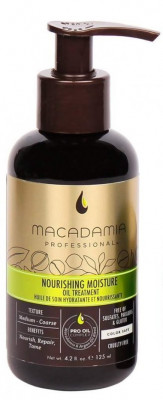 Масло-уход увлажняющий Macadamia Nourishing Moisture Oil Treatment 125мл: фото