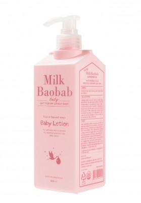 Детский лосьон для тела Milk Baobab Baby Moisture Lotion 500мл: фото